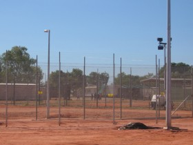 Curtin IDC to Cricket Nets